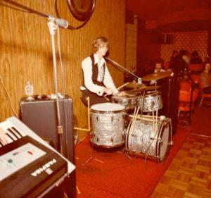 James Morton, Drummer