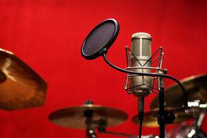 Drum Recording Studio