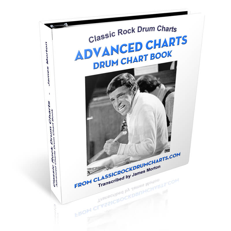 Advanced Drum Chart Book