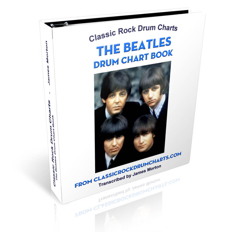 The Beatles Drum Chart Book