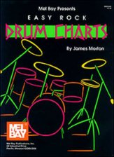 Easy Rock Drum Charts-by James Morton