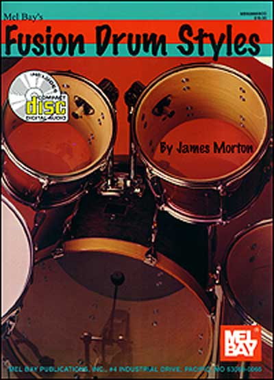 Fusion Drum Styles-by James Morton