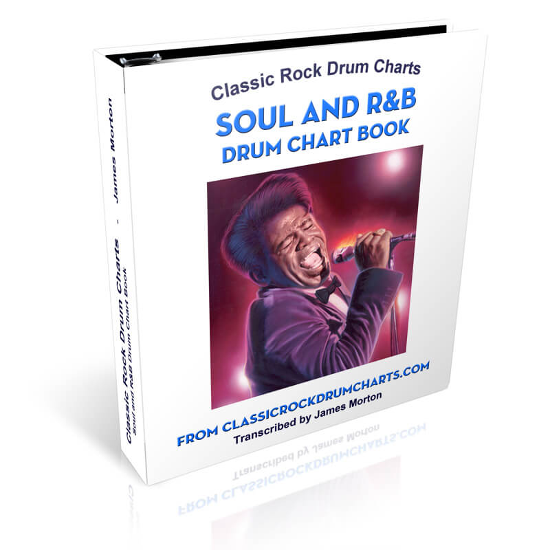 Soul and R&B Drum Chart Book