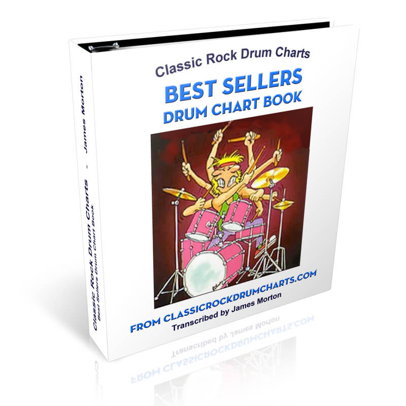Best Sellers Drum Chart Book