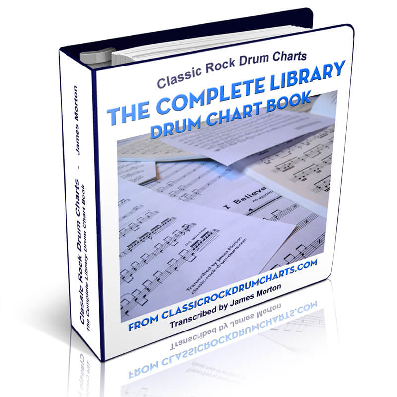 Complete Library Of Drum Sheet Music